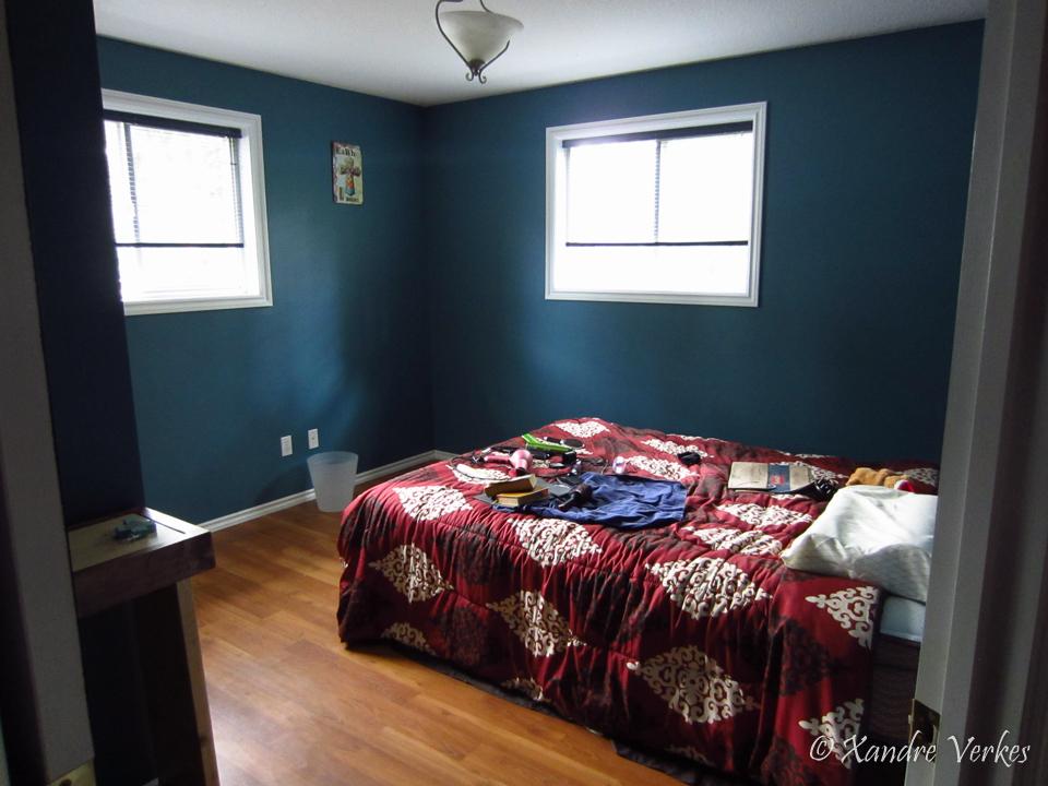 Xandre Verkes - Guest bedroom-3